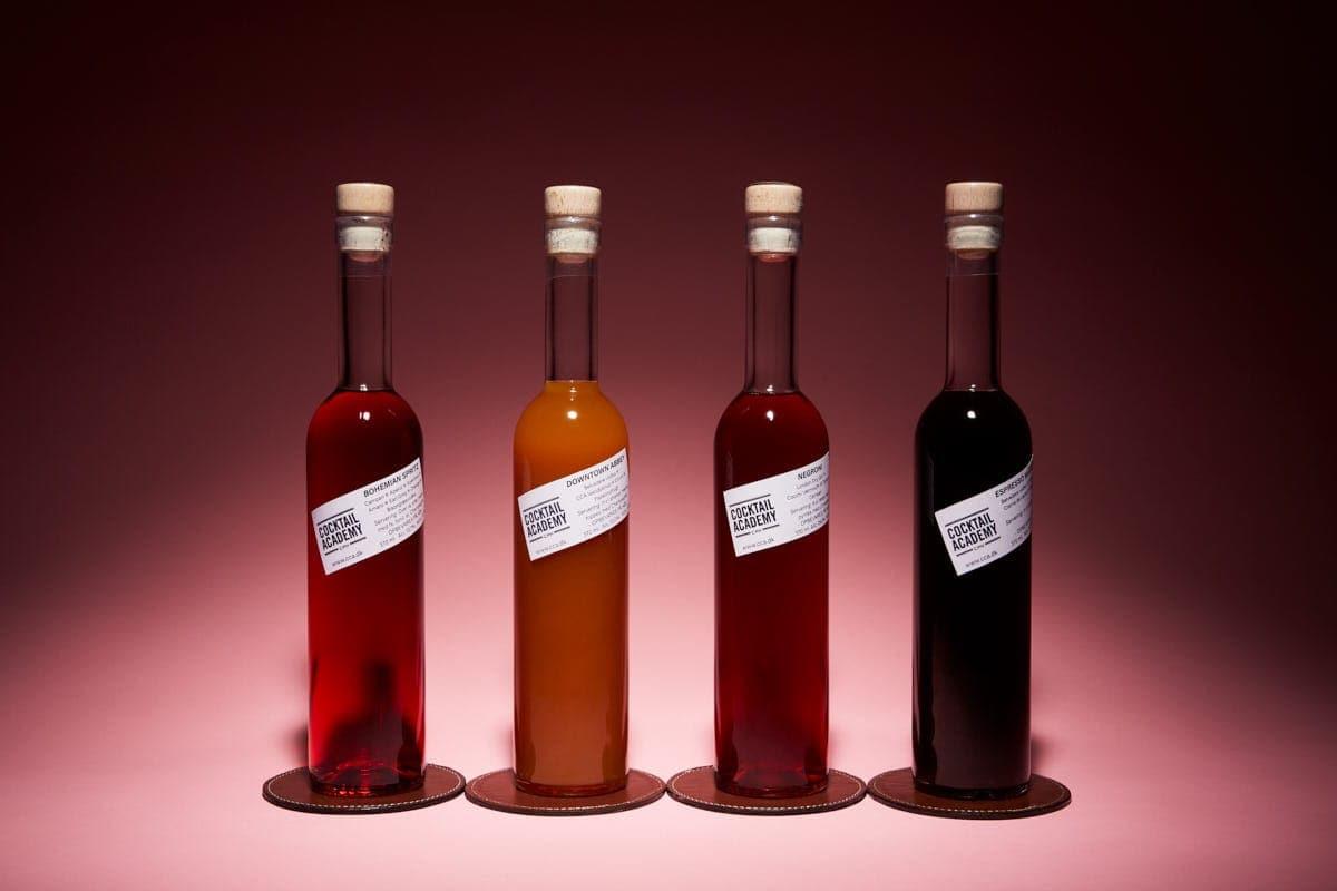 Cocktails på flaske fra CCA.dk og Howtococktail.com