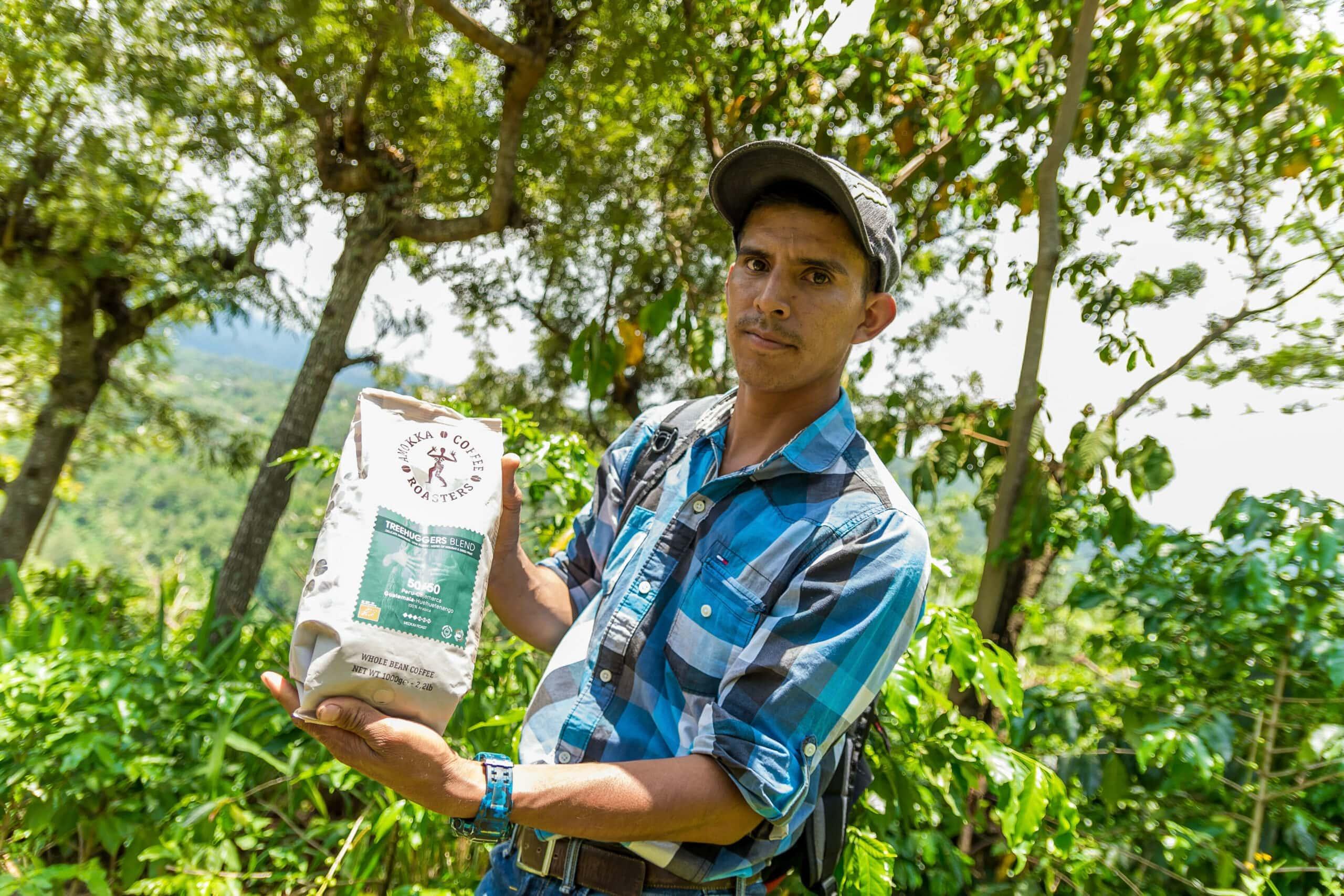 Kaffebonde fra Amokka