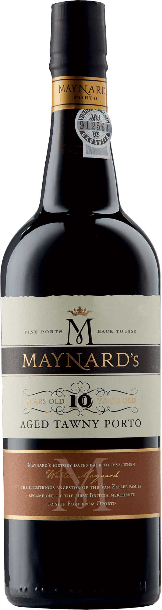 Maynards 10 YO Tawny 75cl fra Vinimondo til portvinscocktails